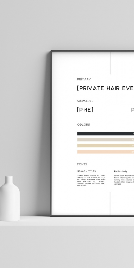 Private Hair Event