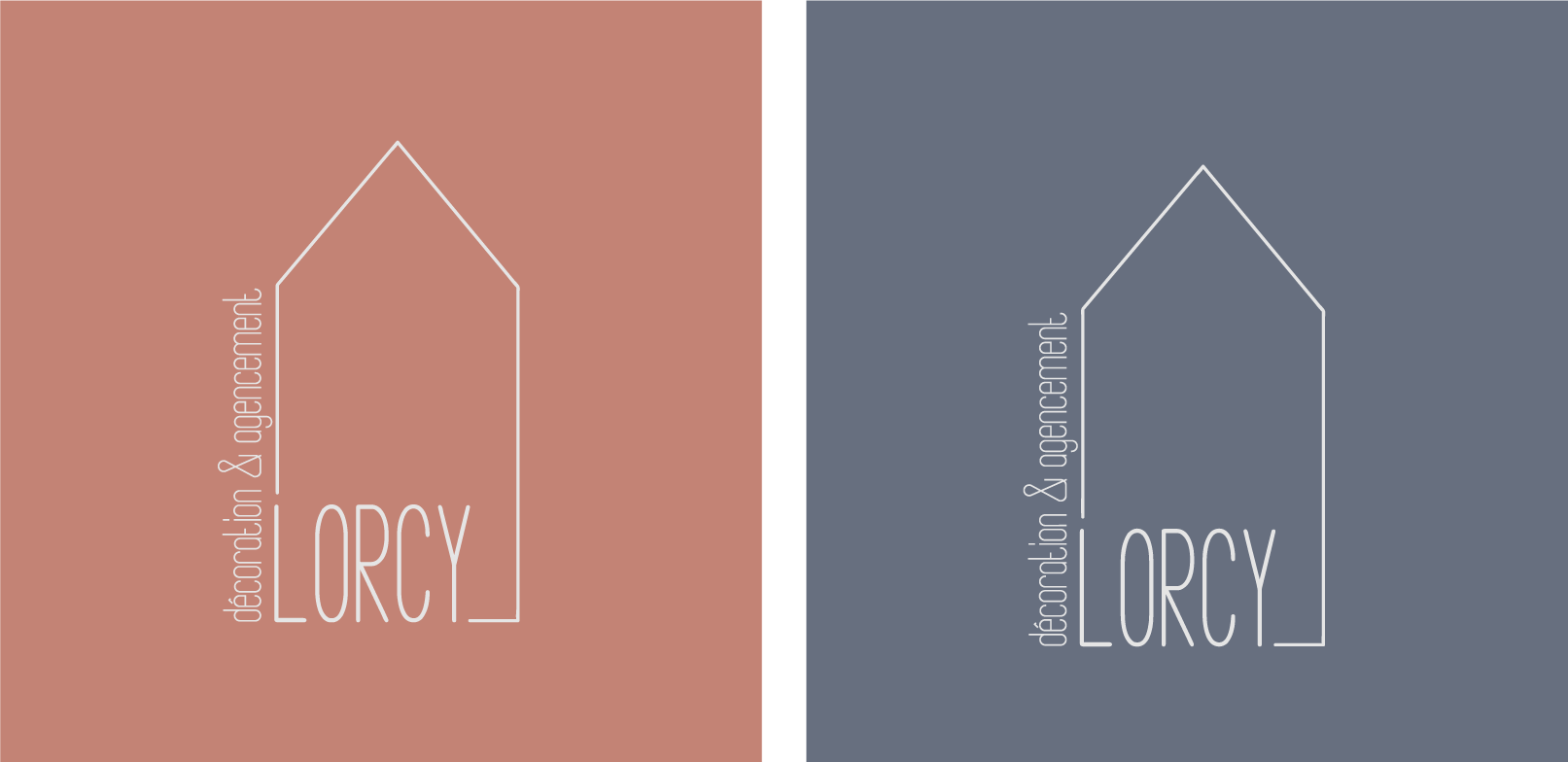 Caroline Lorcy Logotype