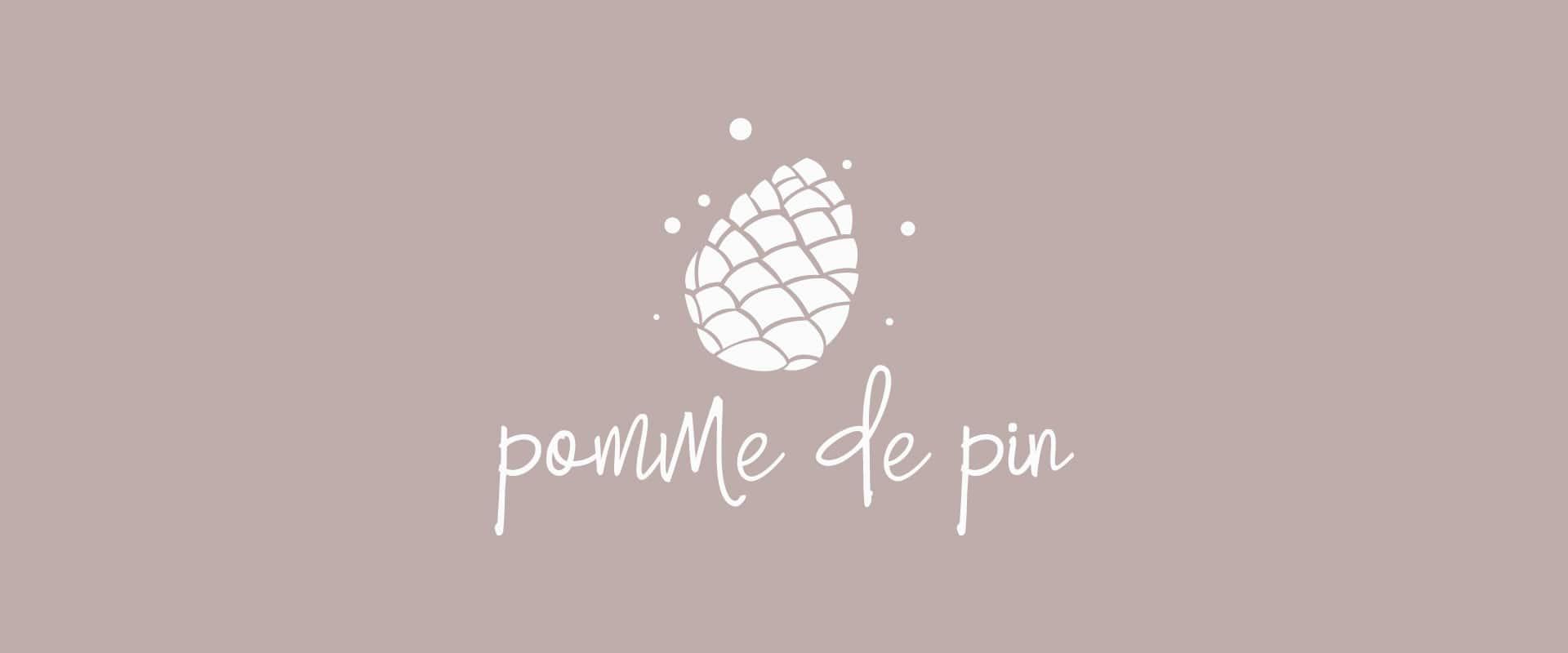 Pomme de pin logo