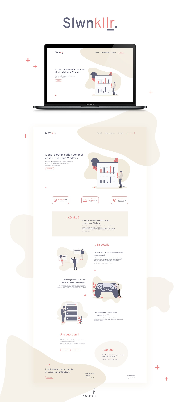 SlowinKiller Website Presentation