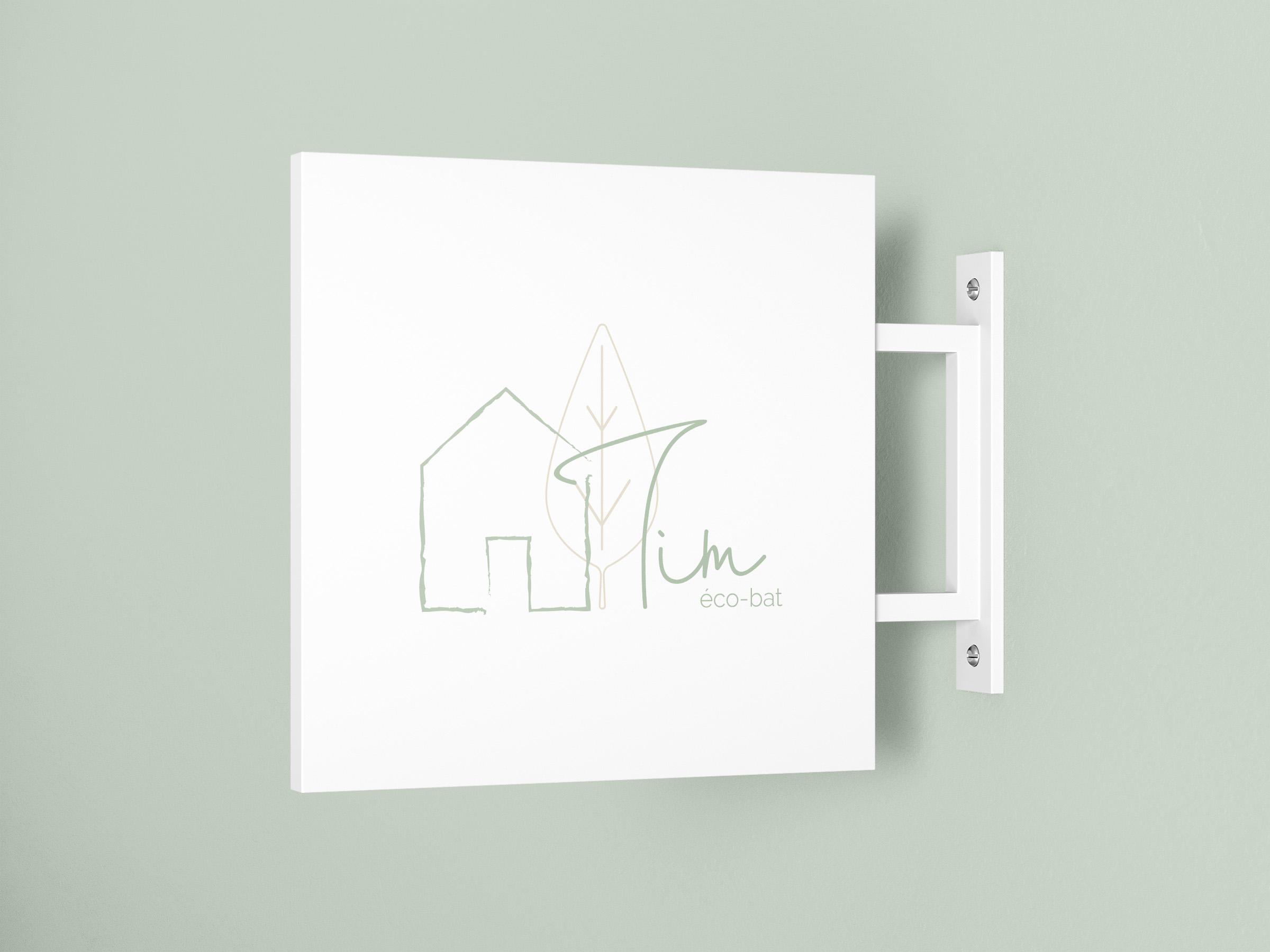 Tim Eco-bat mise en scene logo